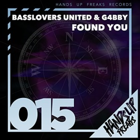 BASSLOVERS UNITED & DJ G4BBY - FOUND YOU